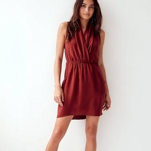 Aritzia Sabine Wrap Dress